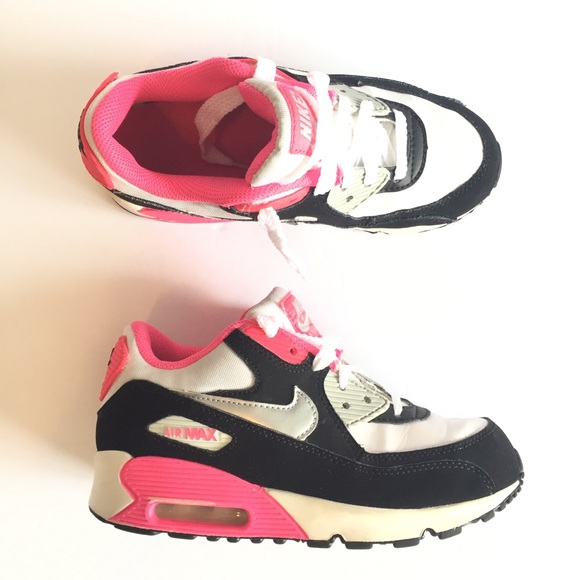 Nike Other - Nike Air Max Sneakers Size 1 Y Excellent!